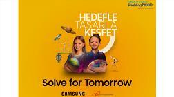 """""""Solve For Tomorrow"""" Bilim Yarışması Kazananları Açıklandı"""