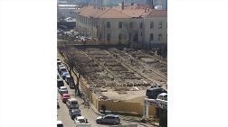 Ermeni ve Katolik Mezarlarının Üzerine Dükkan Yapılıyor