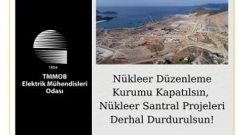 Nükleer Düzenleme Kurumu Kapatılsın