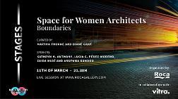 Kadın Mimarlar için Mekan: Sınırlar