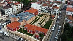 Tarihi Selimiye Hamamı Kültür Merkezine Dönüştürüldü