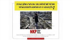 Nükleer Karşıtı Platform Basın Açıklaması