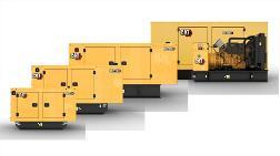 Borusan Cat Yeni GC Dizel Jeneratör Setleri