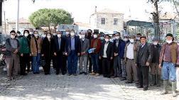 Bergama'da Tarım Arazilerinin Satışına Tepki