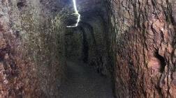 İnşaat Kazısında Keşfedilen Yer Altı Şehri Ortaya Çıkarılıyor