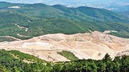 Maden Şirketi Kazdağları'ndan Gitmiyor
