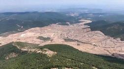 """Kazdağları'ndaki Madene Tepki: """"Geldikleri Gibi Gidecekler"""""""