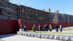 Diyarbakır Surları'ndaki 13 Burçta Daha Restorasyon Başlatıldı