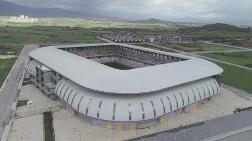 60 Milyon TL'lik Stadyum Atıl Kaldı