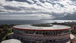 Antalya Stadı'ndan 600 Hanenin Elektrik İhtiyacı Karşılanıyor