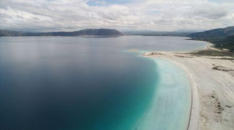 Salda'nın UNESCO Doğal Miras Listesi'ne Alınması için Çalışma Başlatıldı