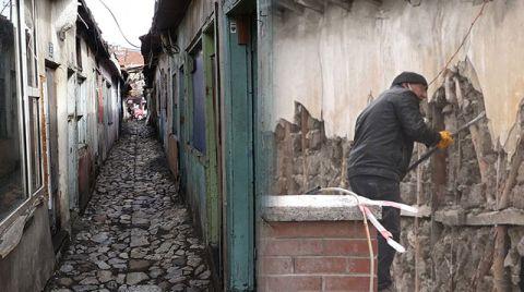 Dünyanın En Dar Sokağında Restorasyon Başladı