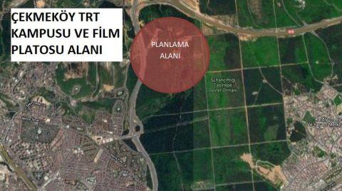 TRT'ye Tahsis Edilen Askeri Arazi İmara Açıldı