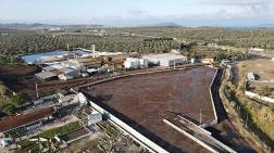 Kirliliğe Yol Açan Pirina Fabrikası ile İlgili Açıklama