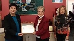 Yöresine Değer Önder Kadın Ödülü Candan'a Takdim Edildi