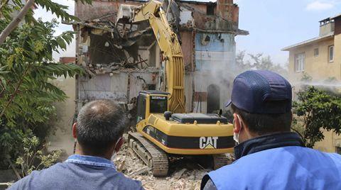 Kartal'da Asbeste Karşı Sıkı Kontrol
