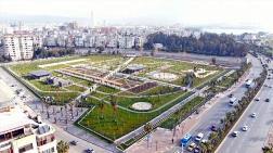 Mersin Millet Bahçesi Tamamlandı