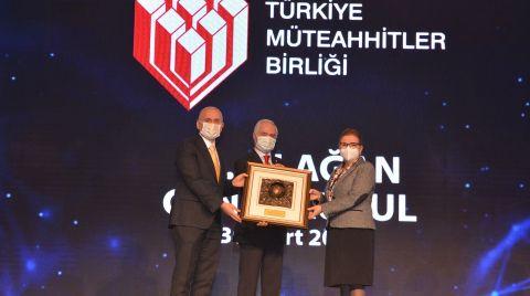 Türkiye Müteahhitler Birliği Genel Kurulu Gerçekleştirildi