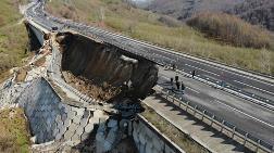 Düzce-Zonguldak Yolu Nasıl Çöktü?