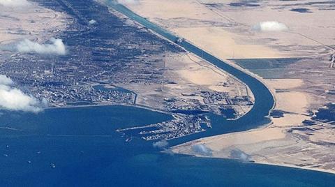İkinci Süveyş Kanalı Projesi