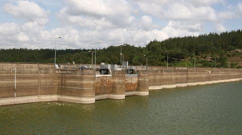 İstanbul'da Barajların Doluluk Oranı Yüzde 75'i Geçti