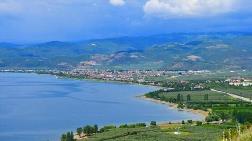 İznik Gölü İmar Planı Yargıya Takıldı
