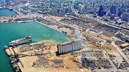 Alman Firmaları, Beyrut Limanı'nın Yeniden İmar Planını Lübnan'la Paylaştı