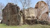 Samsun'da Defineciler Tarihi Kiliseyi Talan Etti