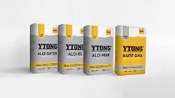 Türk Ytong Hazır Sıva Üretimine Ytong Markasıyla Devam Ediyor