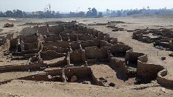 Mısır'da 3 Bin Yıllık 'Kayıp Altın Şehir' Bulundu