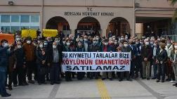Köy Mallarının Satışını Yargı Durdurdu