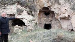 Kaya Kilisenin Demir Kapısı Çalındı