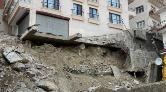 Mimarlar Odası Ankara Şubesi, Çökme Tehlikesi Olan Binaları İnceledi