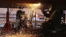 Sanayi Üretimi Yıllık Yüzde 8,8 Arttı