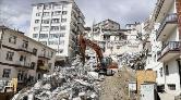 Ankara'da Çökme Riski Bulunan Bölgede Tahliye Çalışmaları Sürüyor