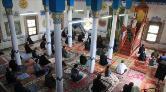 Tarihi Cevher Paşa Camisi Yeniden İbadete Açıldı