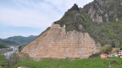 Tarihi Kaleye Taş Ocağı Tehdidi