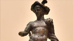 Tarlada Bulunan 'Hermes Heykelciği' Çorum Müzesi'nde Sergileniyor