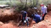 Kazı Çalışmasında 2 Bin 300 Yıllık Mezar Bulundu