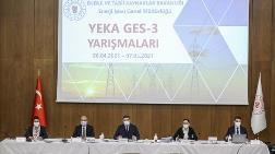 YEKA Yarışmalarında İki Günde 130 Megavat Kapasite Tahsis Edildi