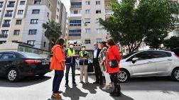 İzmir'de 100 Mühendis Yapı Stoku Envanteri için Sahada
