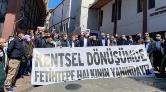 Fetihtepe'de Kentsel Dönüşüm Karmaşası