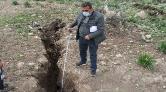İzmir'de Derin Yarıkların Olduğu Mahallede 5 Ev Boşaltıldı