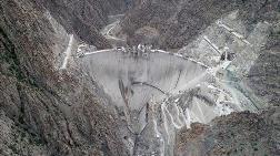 Yusufeli Barajı Gövde İnşaatında Sona Gelindi