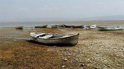 Ege'deki Marmara Göl'ü Kurutularak Ekosistemi Bozdu
