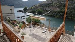 Halfeti'nin Taş Konakları Turizme Kazandırılıyor