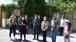 Meslek Örgütleri ve Vatandaşlar Cebeci Stadına Sahip Çıktı