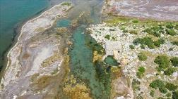 Denize Sıfır Roma Hamamı Aslına Uygun Restore Ediliyor