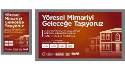 Yöresel Mimariye Uygun Konut Projesi Yarışması'nın Proje Teslim Tarihi Uzatıldı