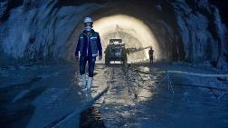 Yeni Zigana Tüneli'nde Işığa Az Kaldı